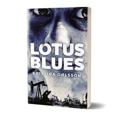 'Lotus Blues' af Kristina Ohlsson