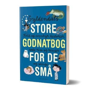 'Gyldendals store godnatbog for de små'