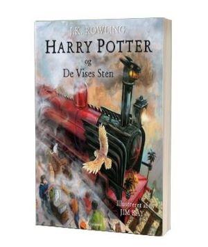 'Harry Potter og de vises sten' af J.K. Rowling