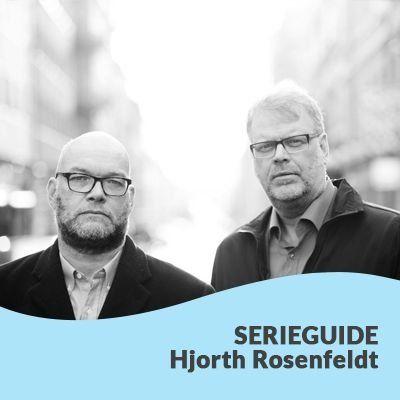 Hjorth Rosenfeldts bøger i rækkefølge