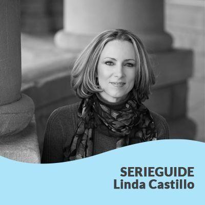 Serieguide til Linda Castillos bøger