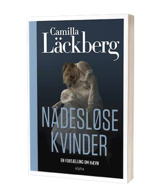 'Nådesløse kvinder' af Camilla Läckberg