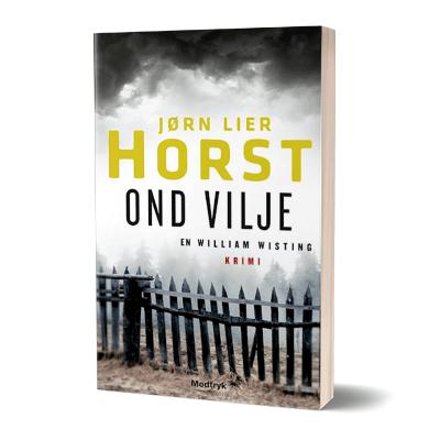 'Ond vilje' af Jørn Lier Horst
