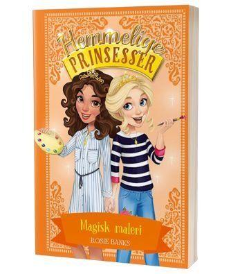 'Hemmelige prinsesser - Magisk maleri'