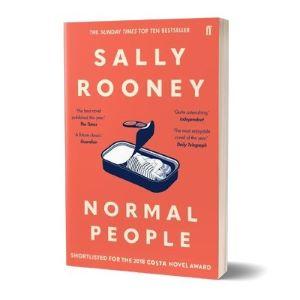 Bogen 'Normal people' af Sally Rooney