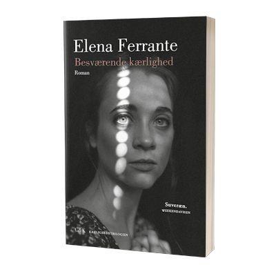 'Besværende kærlighed' af Elena Ferrante