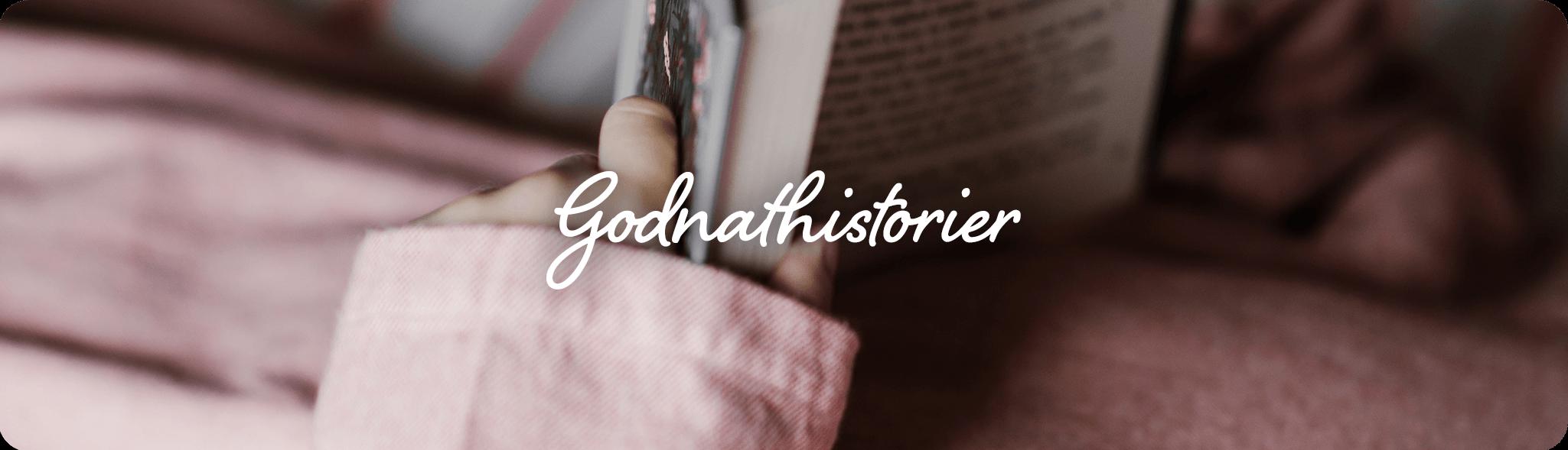 Godnathistorier banner