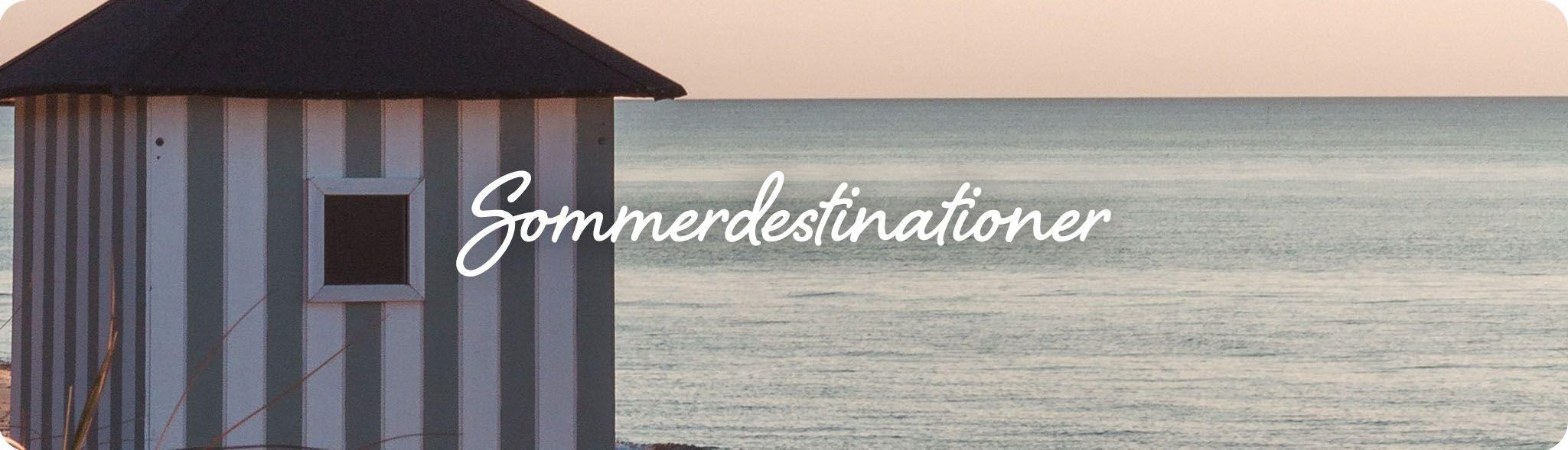 Sommerdestinationer