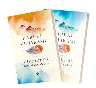 'Mordet på kommandanten' af Haruki Murakami