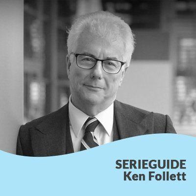 Ken Folletts serieguide over hans populære bøger
