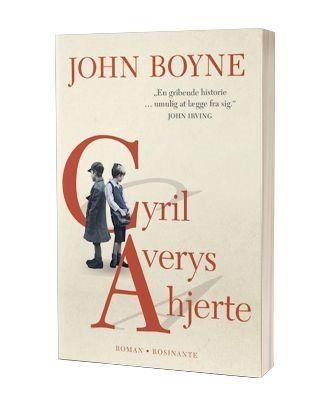 'Cyril Averys hjerte' af John Boyne