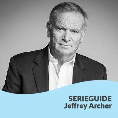 Jeffrey Archers bøger i rækkefølge