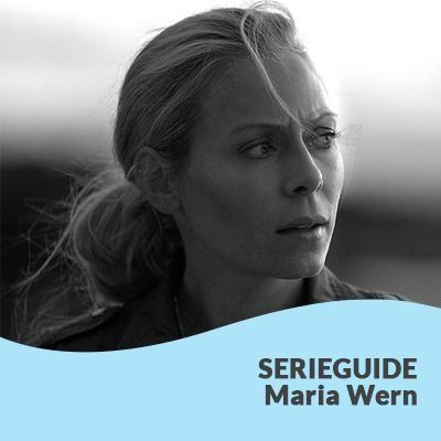 Serieguide til Maria Werns bøger