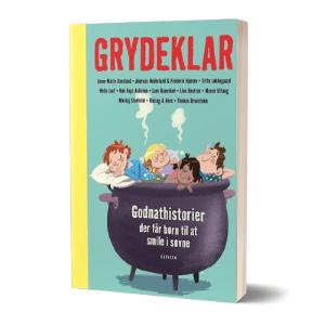 'Grydeklar' af Line Knutzon, Kim Fupz Aakeson, Gitte Løkkegaard m.fl.