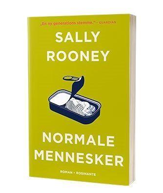 Sally Rooneys nye bog 'Normale mennesker'