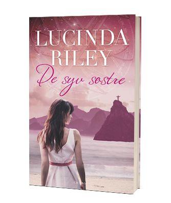 'De syv søstre' af Lucinda Riley
