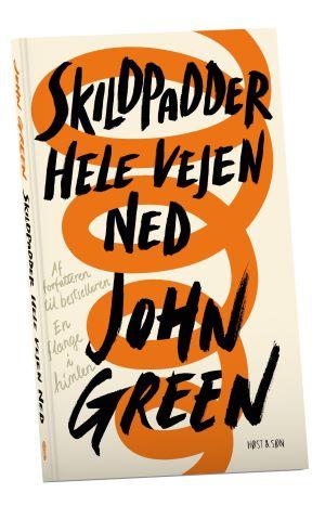 'Skildpadder hele vejen ned' af John Green