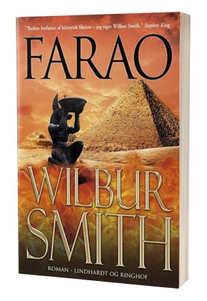 'Farao' af Wilbur Smith