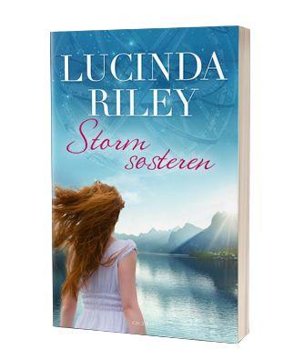 'Stormsøsteren' af Lucinda Riley