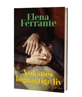 'Voksnes løgnagtige liv' af Elena Ferrante