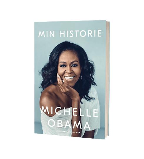 Michelle Obamas selvbiografi