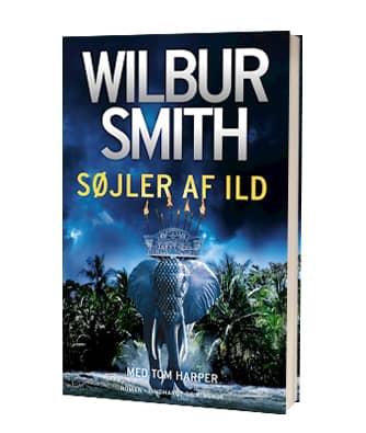 'Søjler af ild' af Wilbur Smith