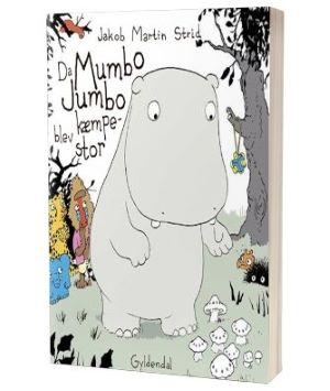 Jakob Martin Strids bog 'Da Mumbo Jumbo blev kæmpestor'