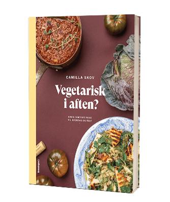Giv 'Vegetarisk i aften?' af Camilla Skov i julegave