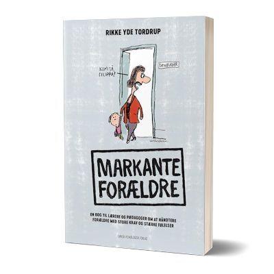'Markante forældre' af Rikke Yde Tordrup