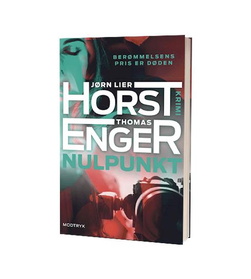 'Nulpunkt' af Jørn Lier Horst og Thomas Enger