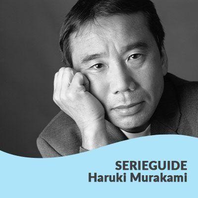 Guide til Haruki Murakamis bøger