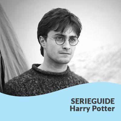 Serieguide Harry Potter