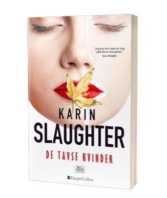 Karin Slaughters bog 'De tavse kvinder' (2020)