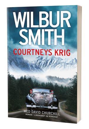 'Courtneys krig' af wilbur Smith