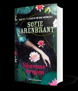 Bogen 'Skammekrogen' af Sofie Sarenbrant