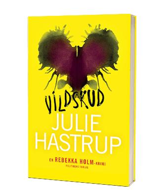 Bogen 'Vildskud' af Julie Hastrup