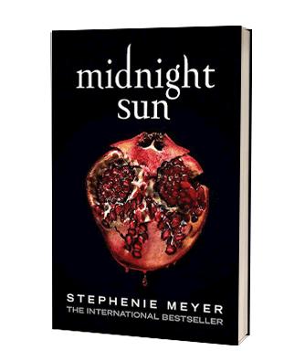 Bogen 'Midnight Sun' af Stephenie Meyer