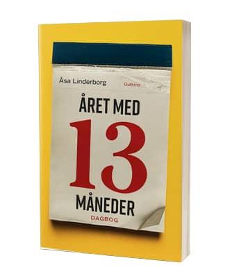 'Året med 13 måneder' af Åsa Linderborg