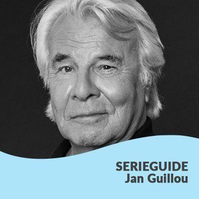 Jan Guillous bøger i rækkefølge