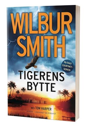 'Tigerens bytte' af Wilbur Smith