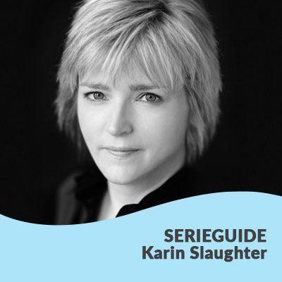 Serieguide til Karin Slaughters bøger