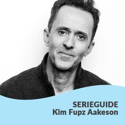 Rækkefølgen på Kim Fupz Aakesons bøger