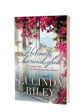 Bogen 'Helenas hemmelighed' af Lucinda Riley