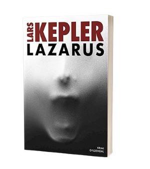 'Lazarus' af Lars Kepler