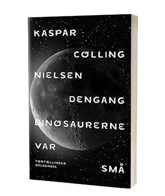 'Dengang dinosaurerne var små' af Kaspar Colling Nielsen