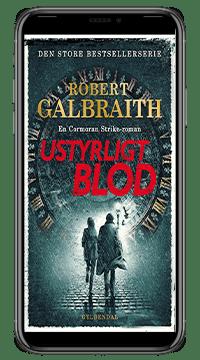 Bogen 'Ustyrligt blod'
