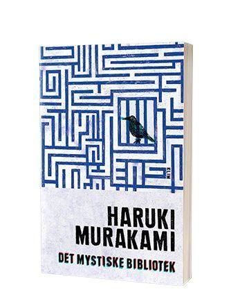 'Det mystiske bibliotek' af Haruki Murakami