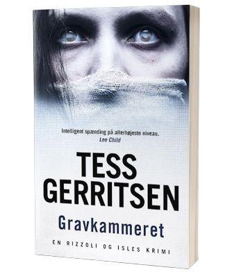 'Gravkammeret' af Tess Gerritsen