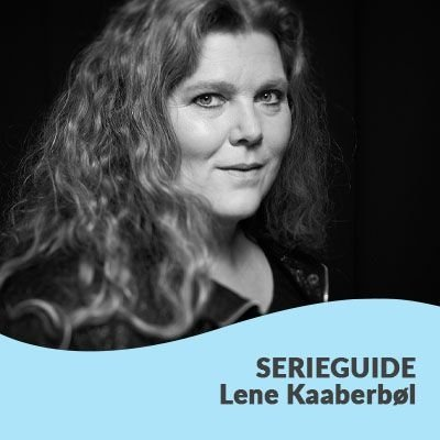 Find rækkefølgen på Lene Kaaberbøls bøger